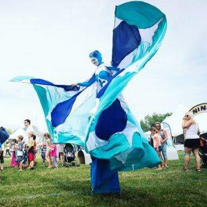 Grain de ciel - Festival de cerfs-volants @ Tohu - Cité des arts du cirque